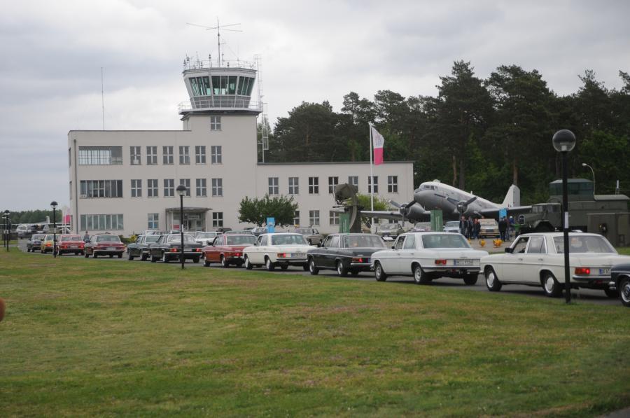 Flugplatz Anfahrt