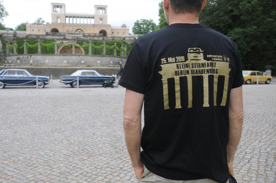 Sternfahrt Shirt Berlin