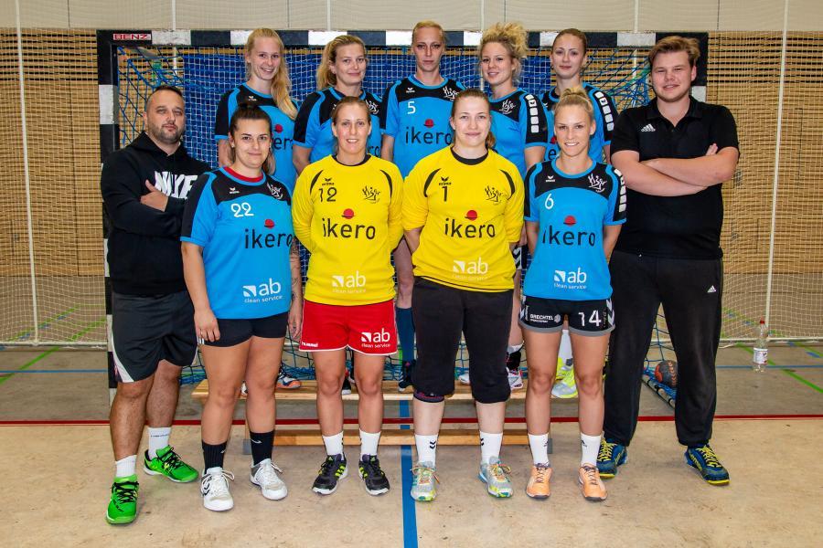 1.Frauen - Saison 2018/2019