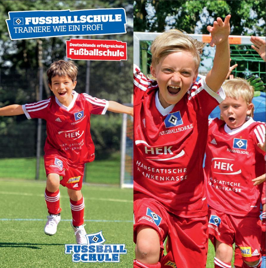 HSV Fussballschule 2018