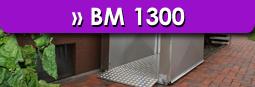 Weiter zu den Impressionen des Rollstuhlliftes BM 1300