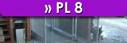 Hubbühnen PL 8 Aufzug LuS