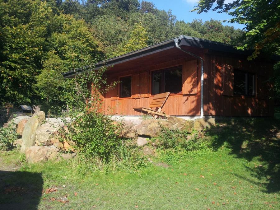 Hütte (Außenansicht)