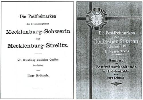 Postfreimarken Handbuch
