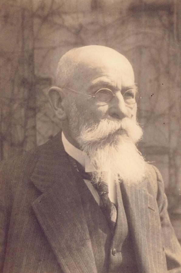 Hugo Schwangerber 1933