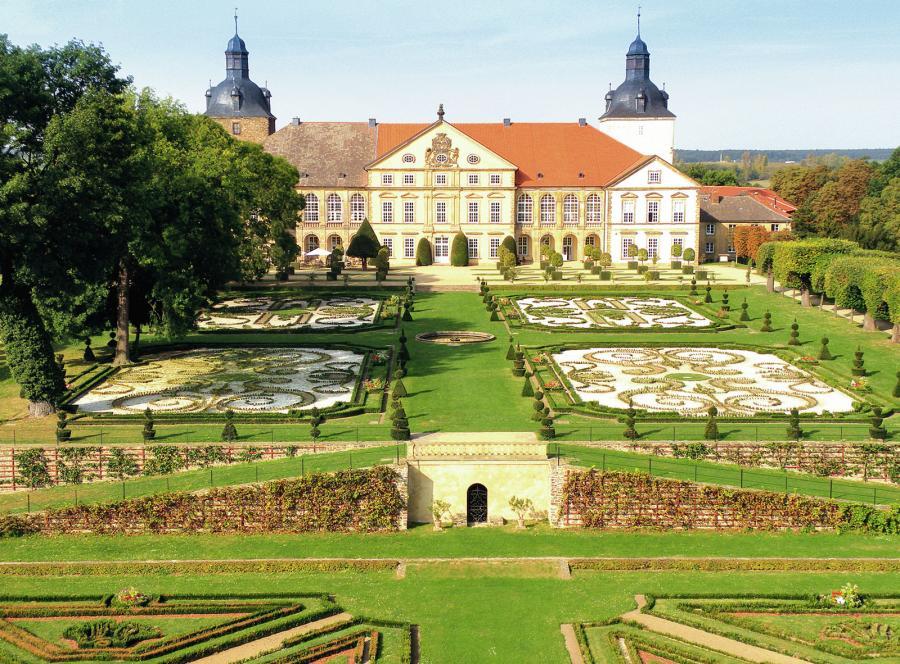 Schlossanlage Hundisburg