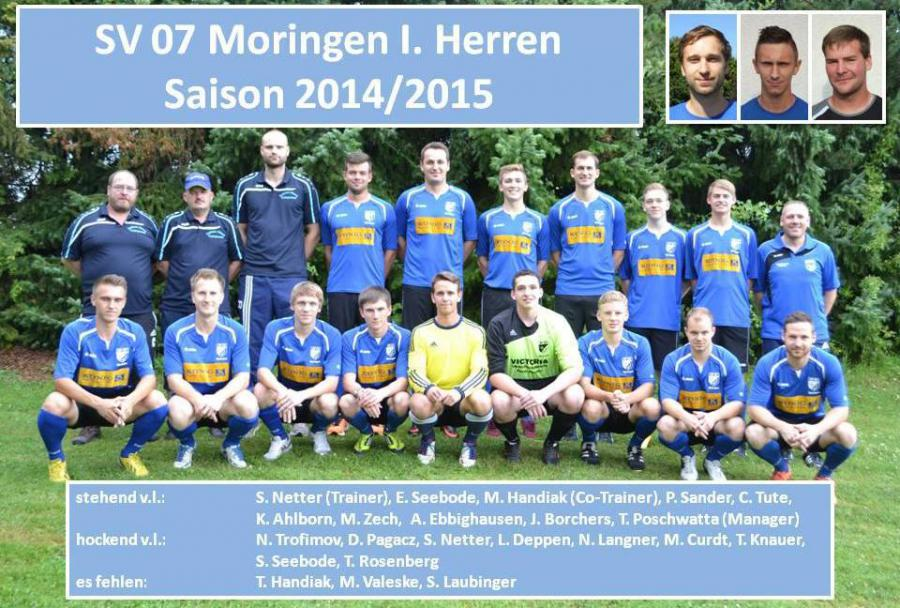 I.Herren 2014/2015
