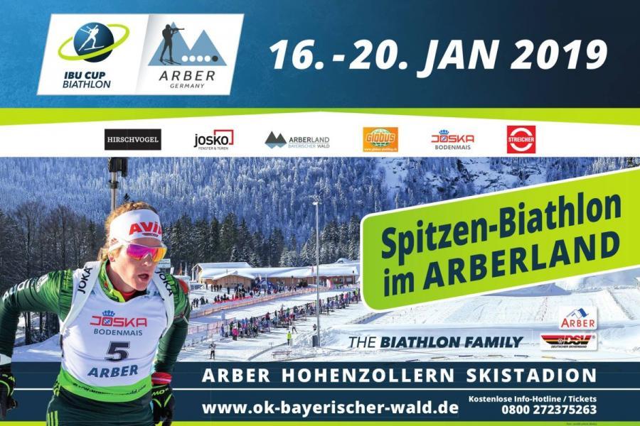 IBU Cup Biathlon 2019