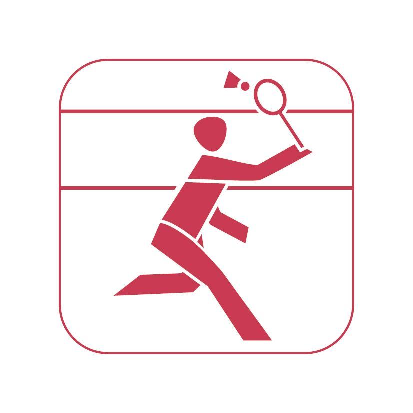 Pikto_Badminton