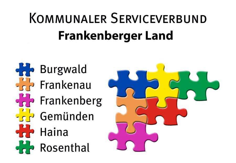 Kommunaler Serviceverbund Frankenberger Land