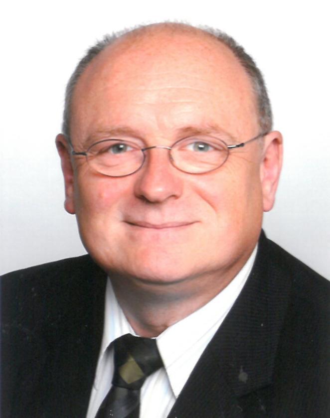 Bürgermeister Peter Ilk