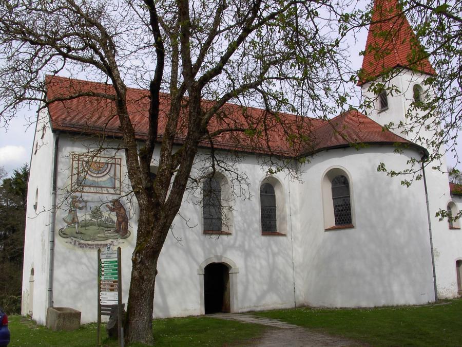 Lamberger Wallfahrtskirche 2015