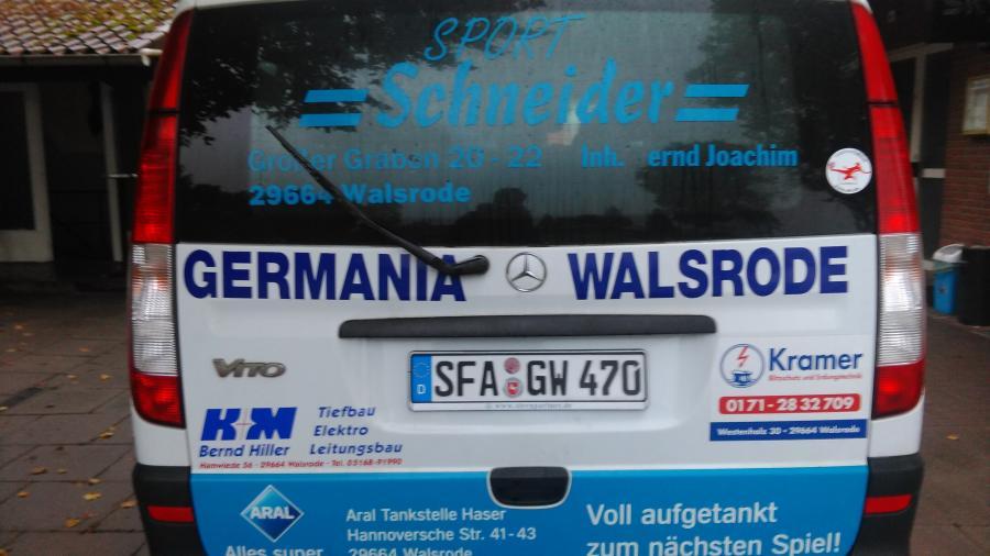 Vereinsbusse