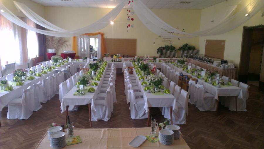 Großer Saal (bis 150 Personen)