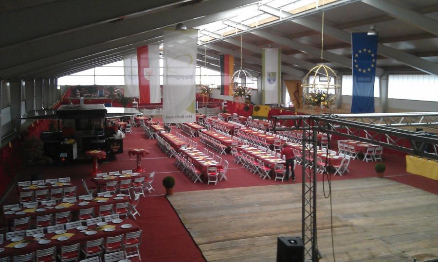2012 - November Die größte Reiterparty im MOL-Kreis kann kommen