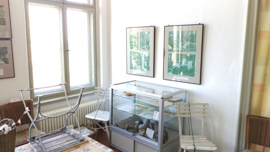 Blick ins Altenkirchzimmer