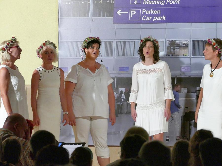Frohsinn-Singers