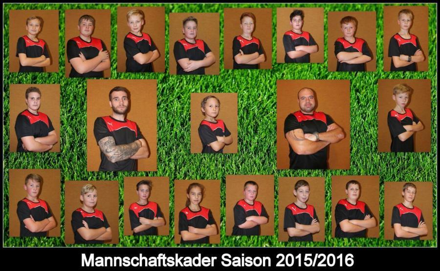 Staffelsieger Staffel 2, SG Breitenbach/Wetterzeube