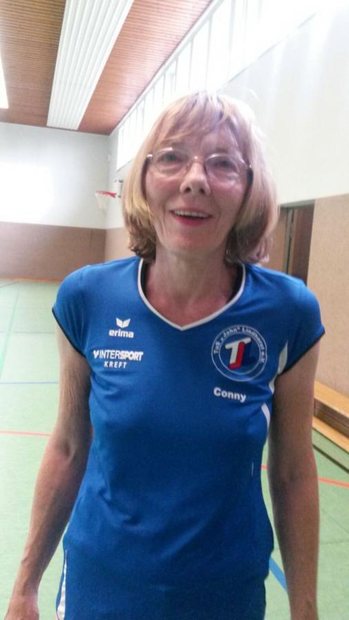 Gymnastik 60+  Conny Möller-Sackmann