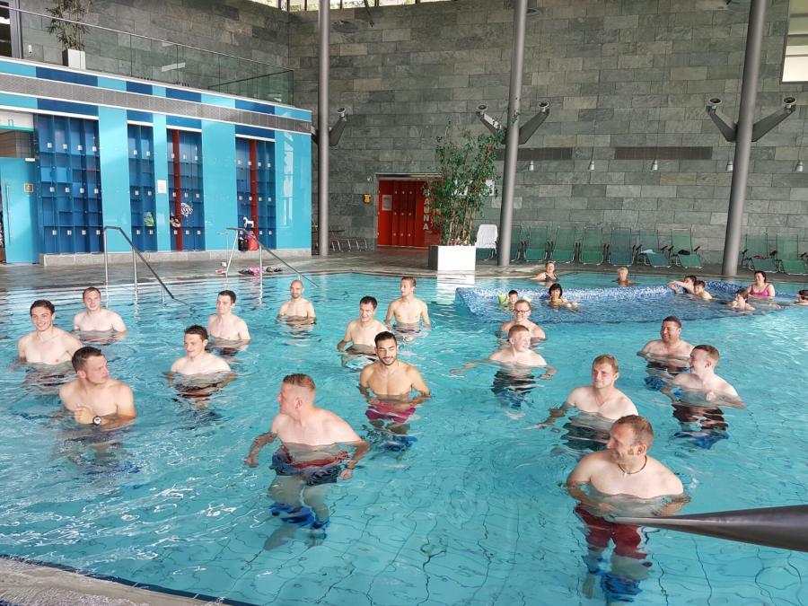 Trainingslager 2016