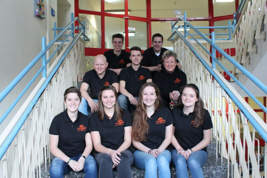 Gruppenfoto SV