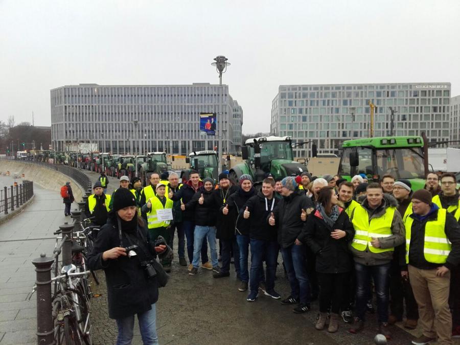 2017 Demo Berlin 1