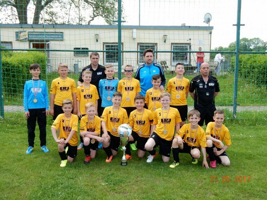 Kreispokalsieger der E-Junioren 2016/17