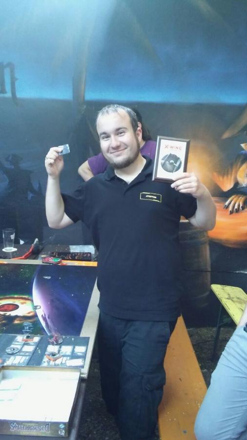 X-Wing Meister Steffen