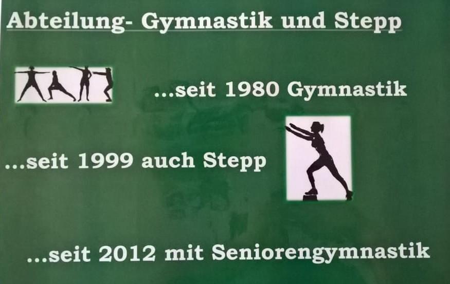 Gymnastik und Stepp