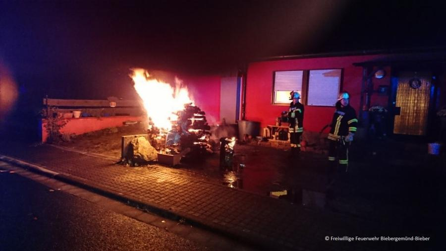 Kleinbrand Dr. Pfahl-Straße