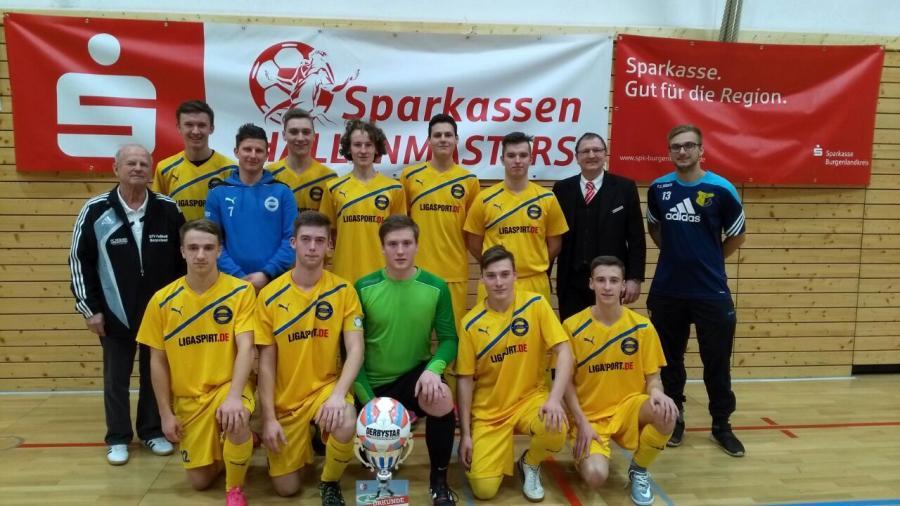 Hallenkreismeister der A-Junioren: JFV Weißenfels