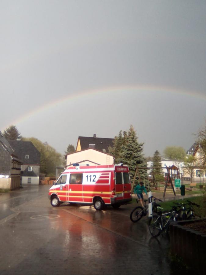 KLF im Regenbogen