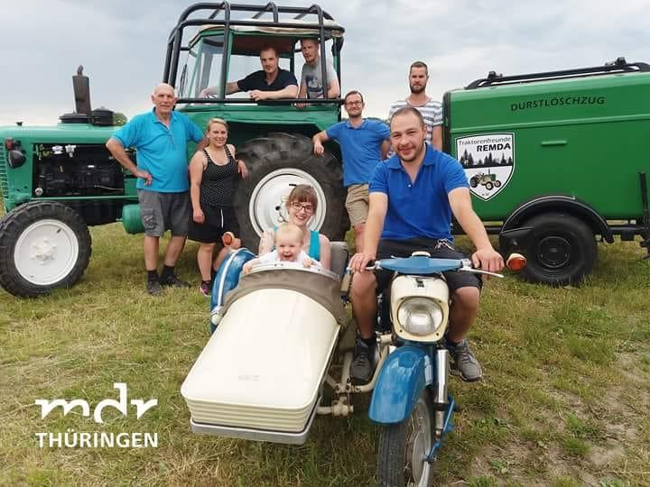 MDR-Morgenhahn-Team