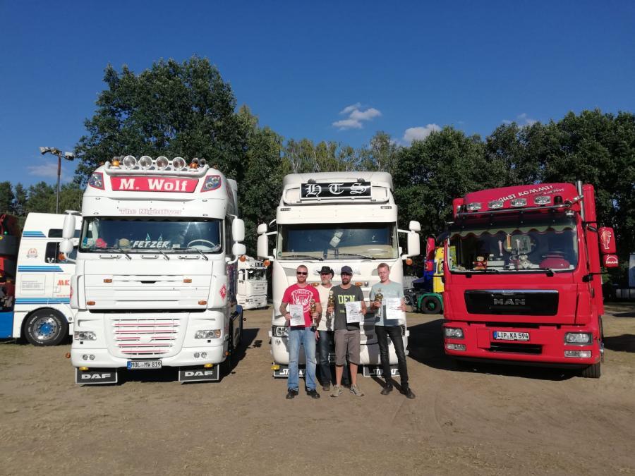 Gewinner Trucks 2018