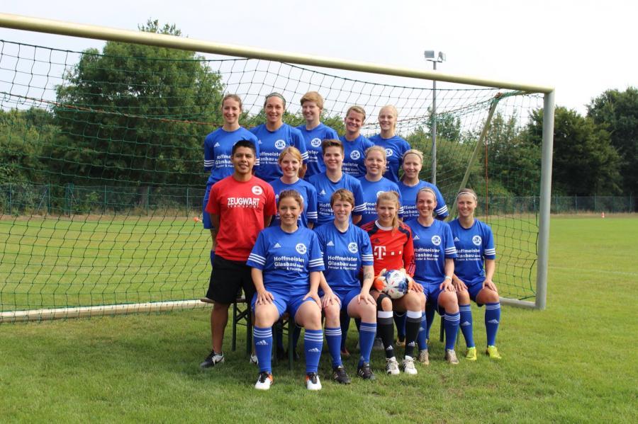 1. Frauenmannschaft 2018/2019
