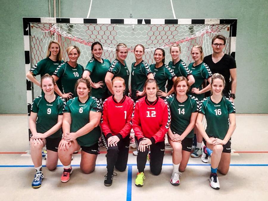 Mannschaftsfoto Damen II