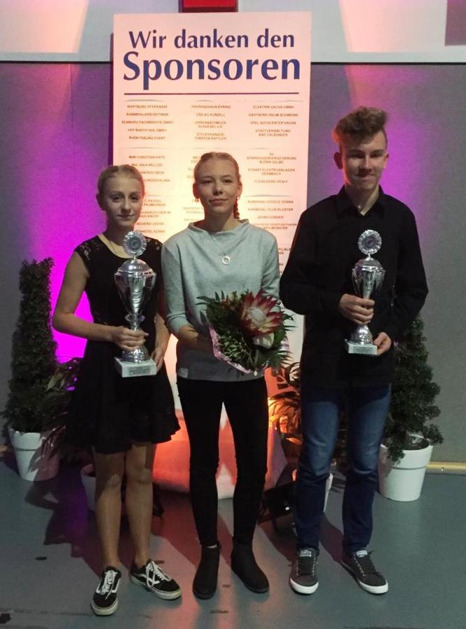 Anna Lorenz, Nathalie Möller, Tom Weigl