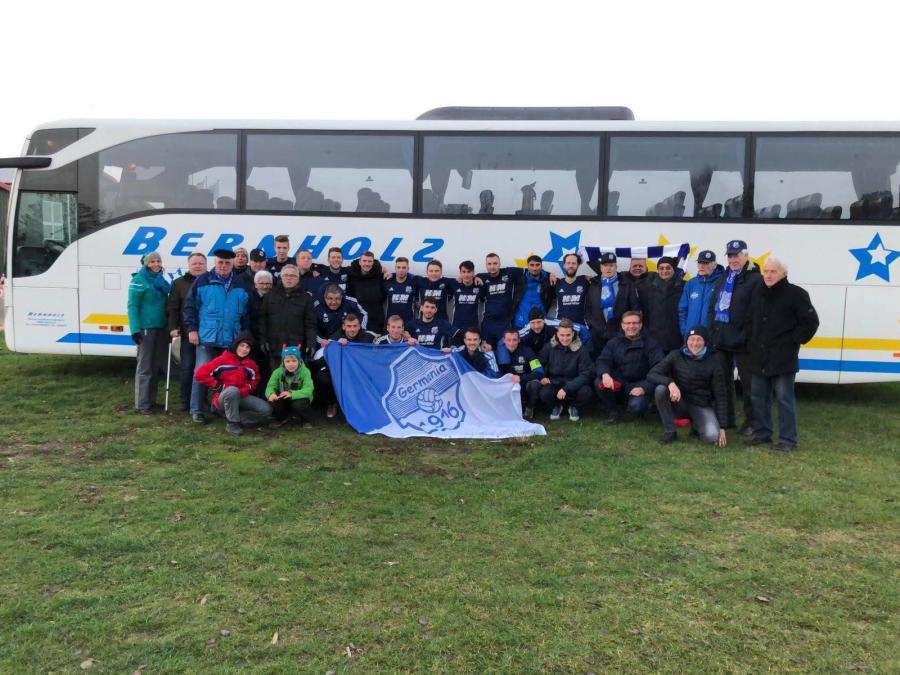 Fan-Bus Spiel Eintracht Elbmarsch
