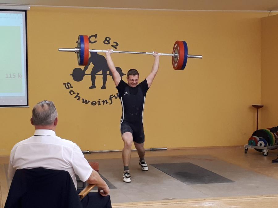 Gewichtheben 1