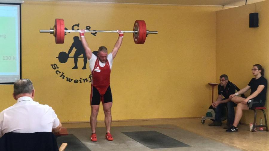 Gewichtheben 5