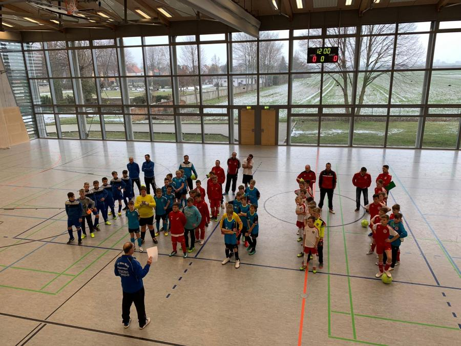 D-Jugend HT2019 TSV Eggersdorf