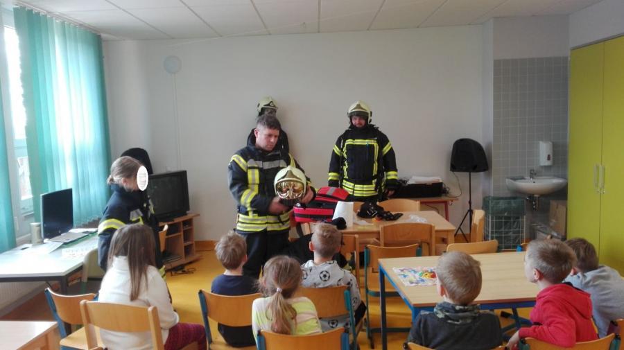 Brandschutz Schule 1