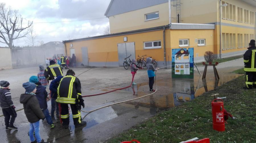 Brandschutz Schule 4