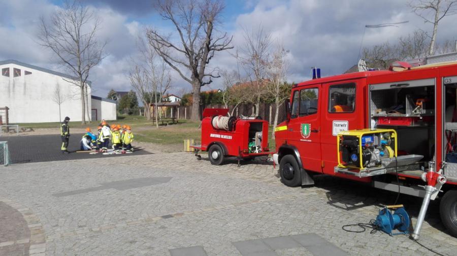 Brandschutz Schule 6