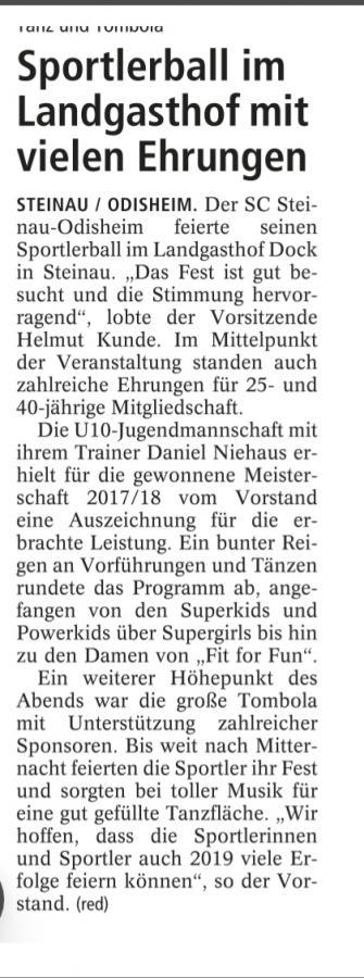 Pressebericht NEZ
