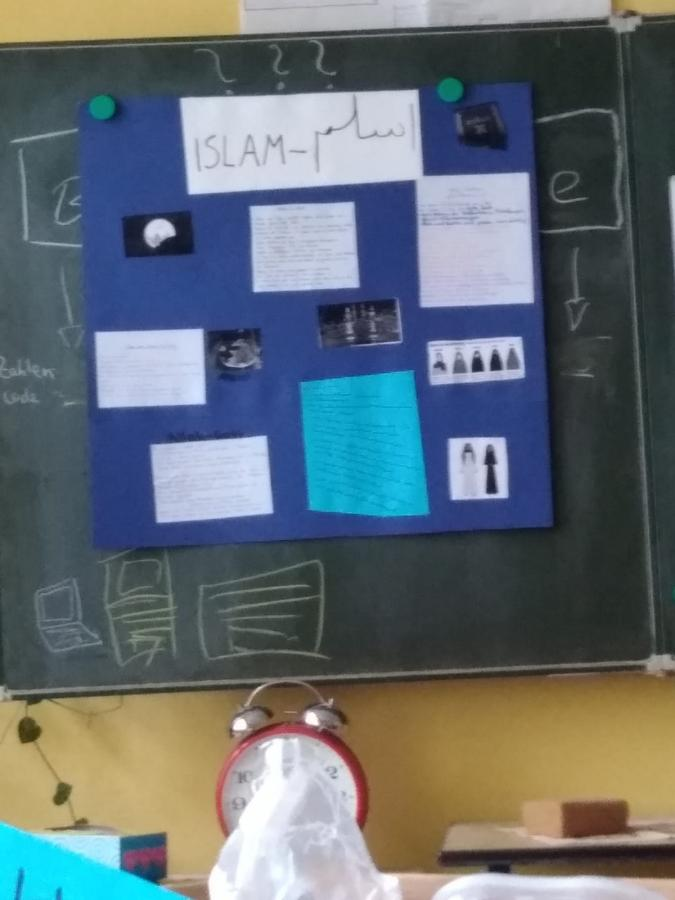 Plakat Islam
