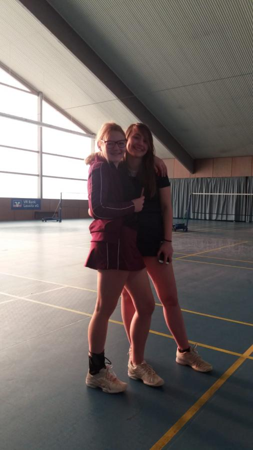 Vivien + Anna Maria