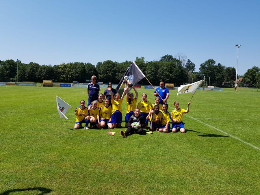 C Juniorinnen Pokalfinale 2019
