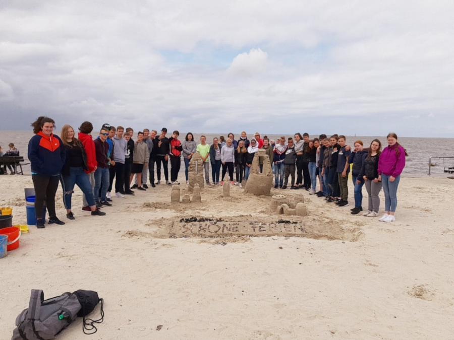 Wandertag Norderney Jahrgang 9 (2)