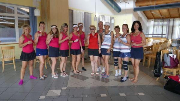 Damen-Freundschaftsspiel gegen SV Wacker Burghausen